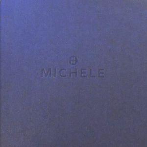 Michele Watch Box - Perfect Condition